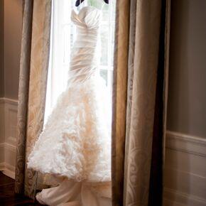 Peachtree road united methodist church wedding ceremony for Custom wedding dress atlanta