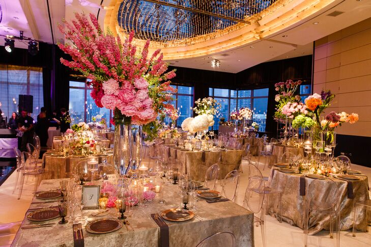A glam parisian flower shop inspired wedding at the mandarin 1b487c52 7733 11e5 9816 22000aa61a3ers 729 junglespirit