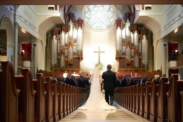 Peachtree Road United Methodist Church Wedding Ceremony
