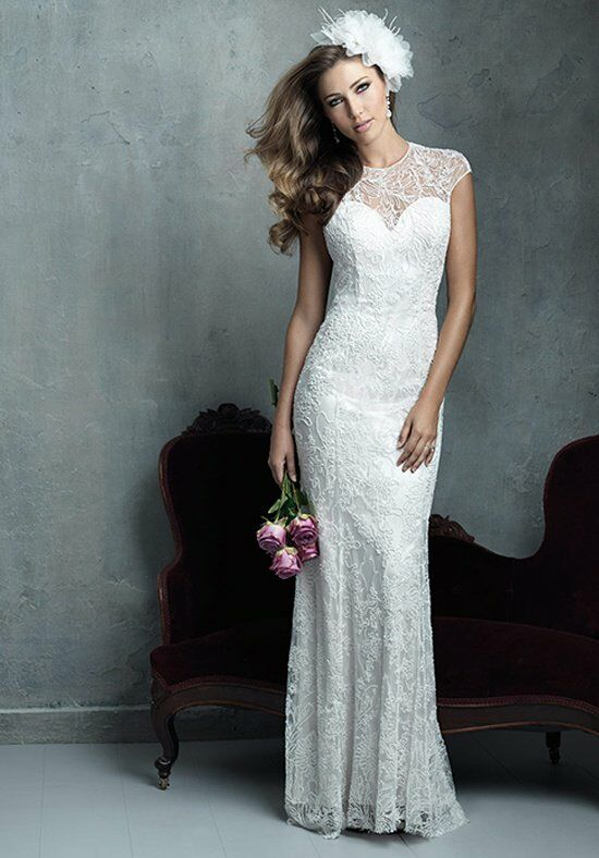 Allure Couture C324 Wedding Dress photo