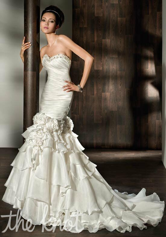 Demetrios 2853 Wedding Dress photo