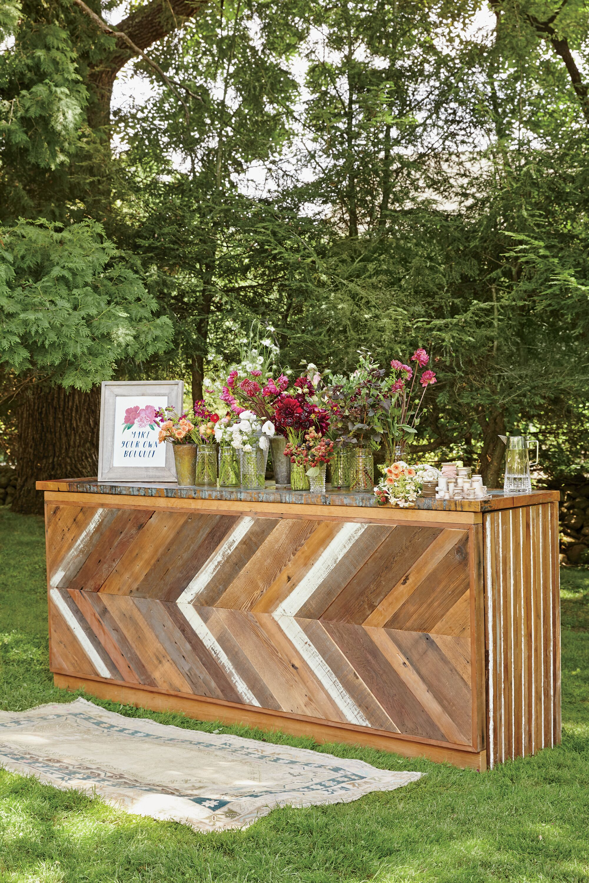 Get Inspired By This Chic Garden Party Bridal Shower