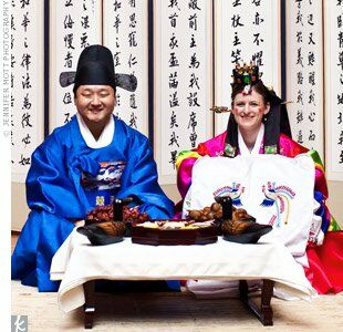Korean Wedding Gift Etiquette : Korean Wedding Traditions