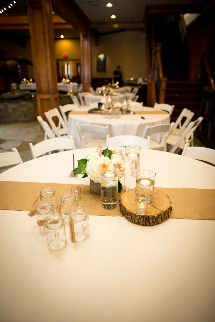 A Simple Rustic Reception At Peeper Ranch