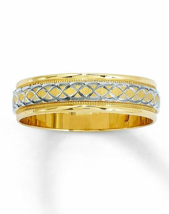 Kay Jewelers 14K Two-Tone Gold Wedding band-250635303 Wedding Ring photo