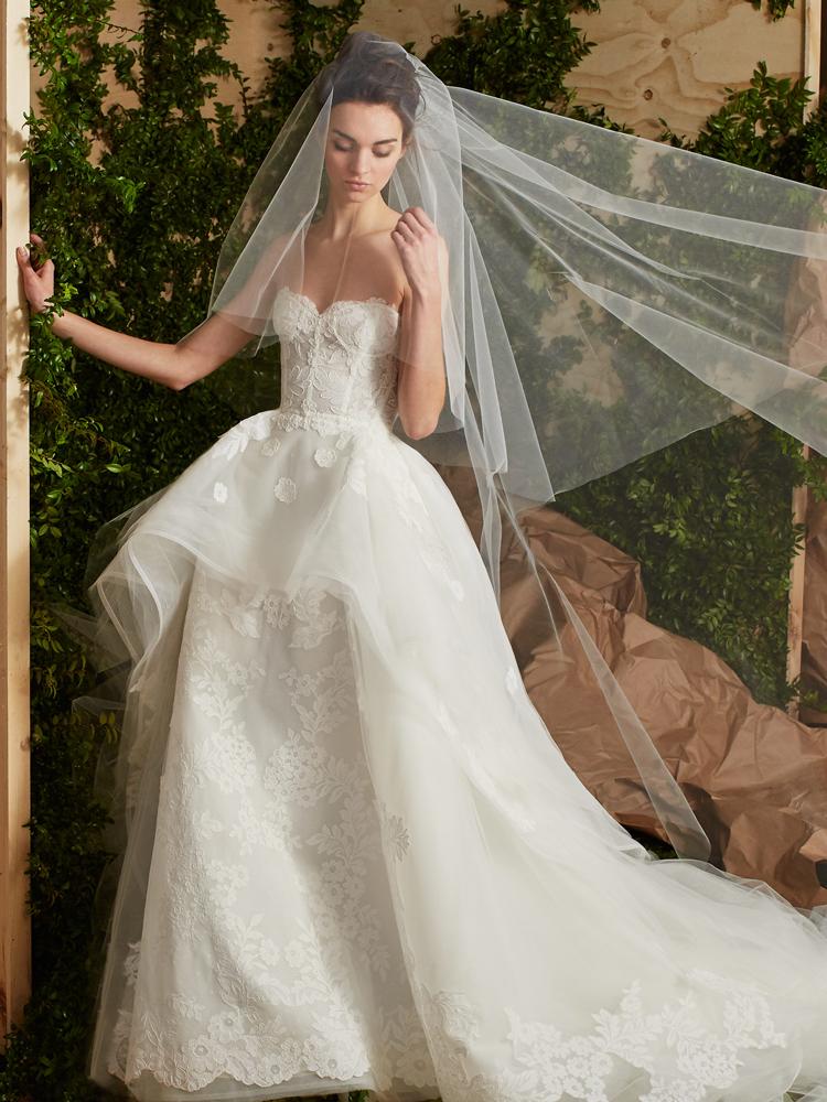 Carolina Herrera Spring 2017 Wedding Dresses