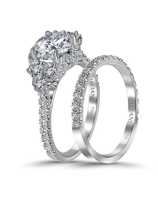 Daviani Love Links Collection DCR1043 Wedding Ring photo