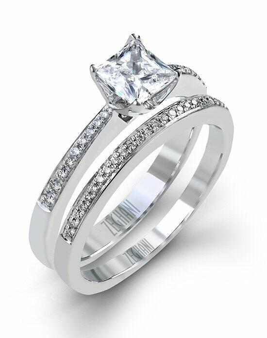 Zeghani ZR1181 Engagement Ring photo