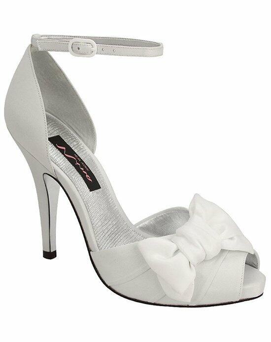 Nina Bridal ELECTRA_WHITE Wedding Shoes photo