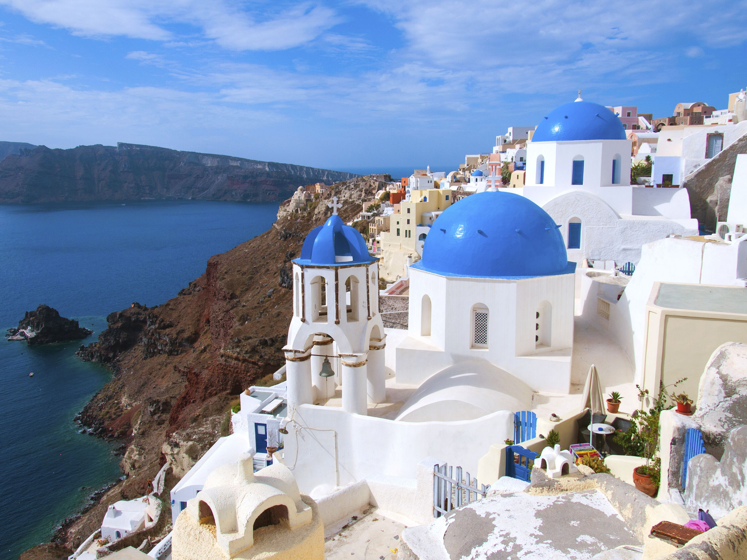 Santorini Honeymoon Weather And Travel Guide