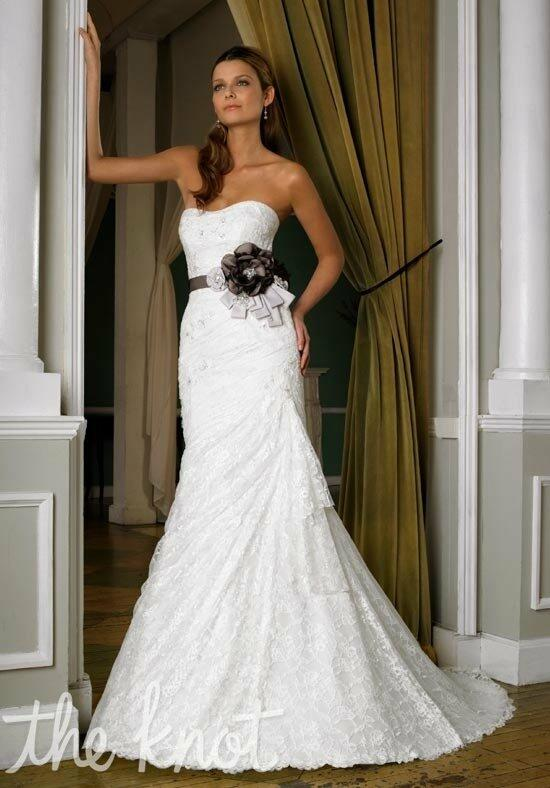 Moonlight Collection J6239 Wedding Dress photo
