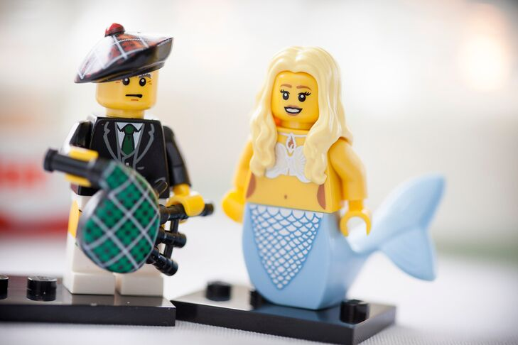 Lego Figurines Are a Huge Wedding Trend Apparently