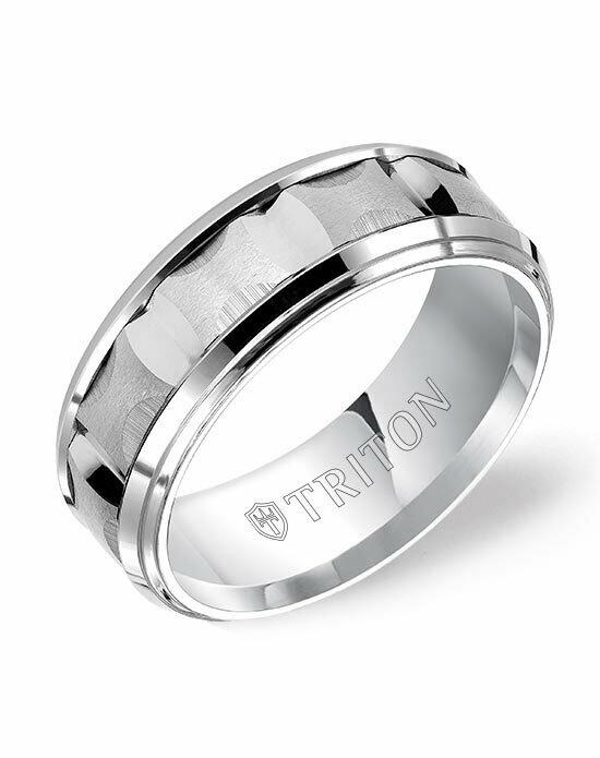 Triton 11-4812HC-G Wedding Ring photo