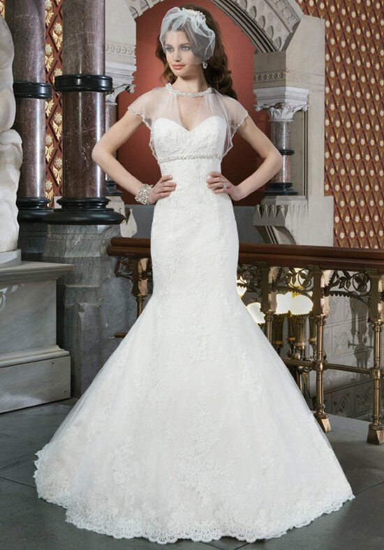 Justin Alexander 8700 Wedding Dress photo