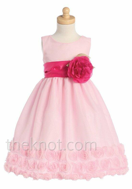 Pink Princess BL211 Flower Girl Dress photo