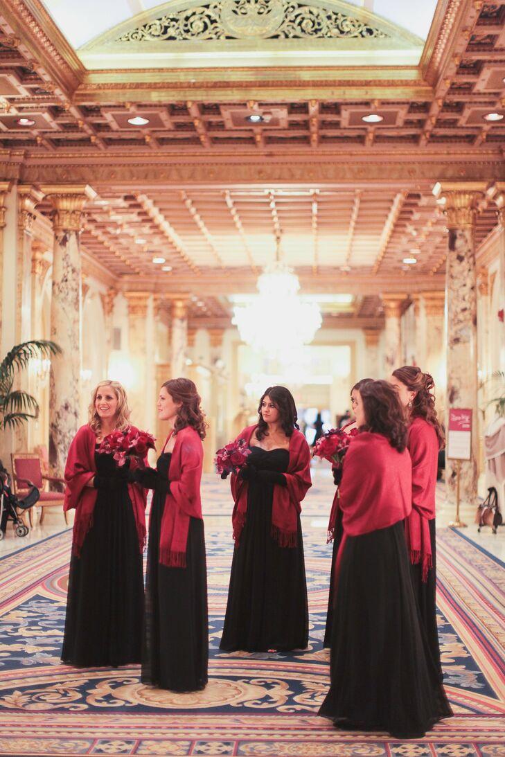 An Elegant Winter Wedding In Boston Ma