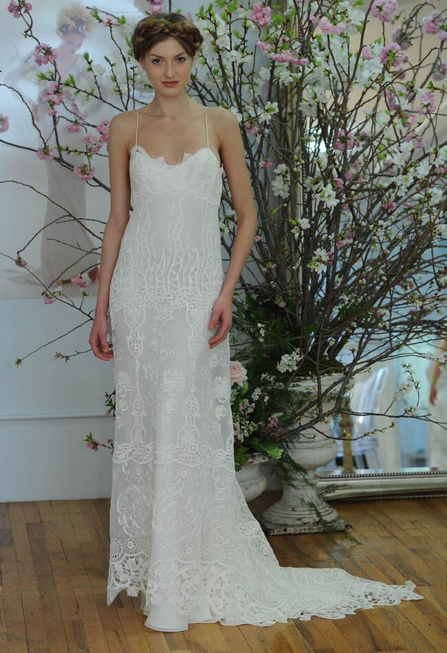 5 gowns inspired by behati prinsloos blush wedding dress wedding dress by elizabeth fillmore junglespirit Image collections