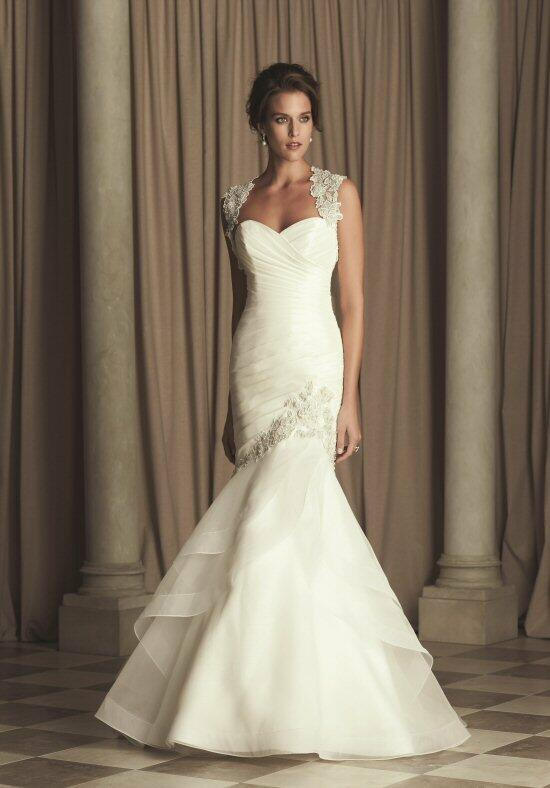 Paloma Blanca 4464 Wedding Dress photo