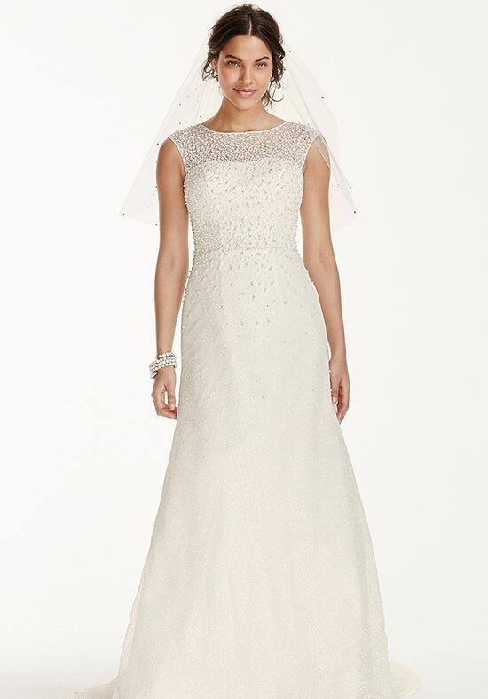 David's Bridal Jewel Style V3763 Wedding Dress photo