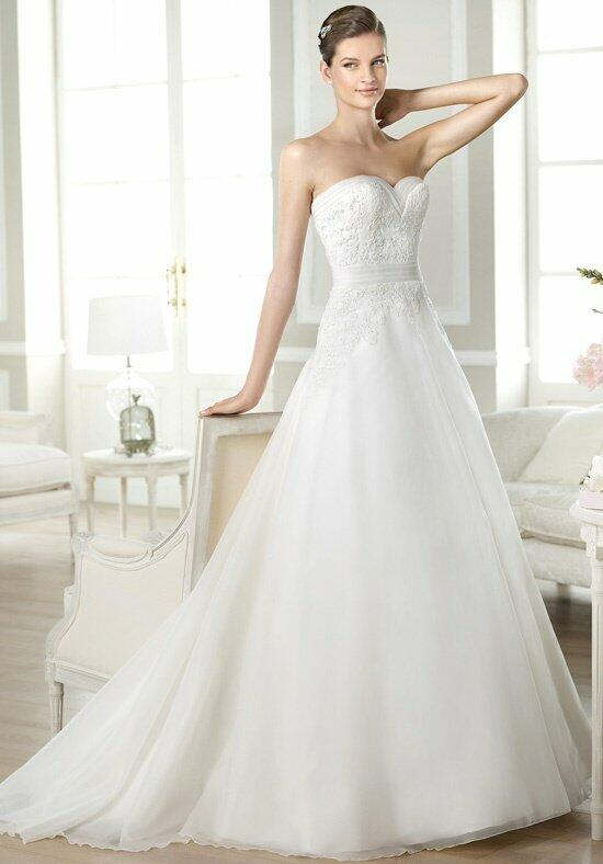 WHITE ONE Janyl Wedding Dress photo