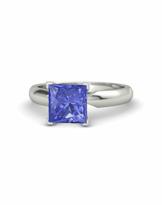 Gemvara - Customized Engagement Rings Princess-Cut Ara Ring Engagement Ring photo