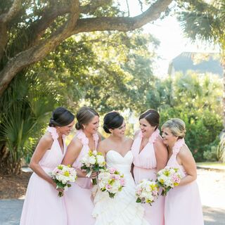 A Private Residence Wedding in Hilton Head Island