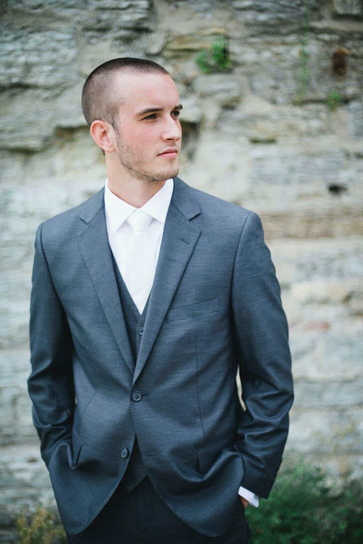 Perfect Gray Groom Suit Image Collection - Wedding Dress Ideas ...