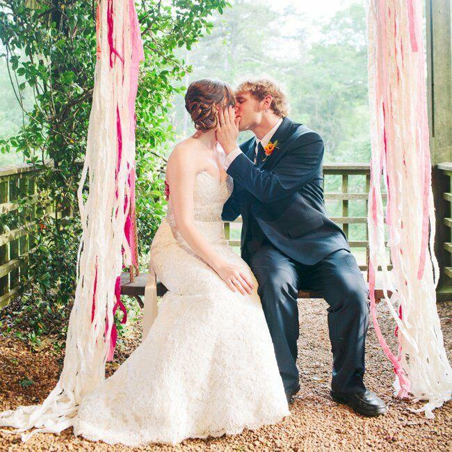 A Whimsical Garden Party Wedding In Adairsville, Georgia