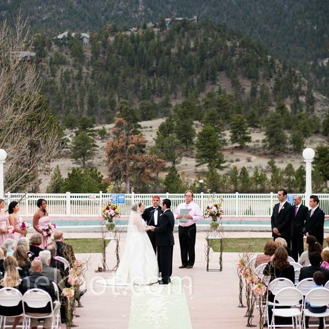 The Stanley Hotel Wedding