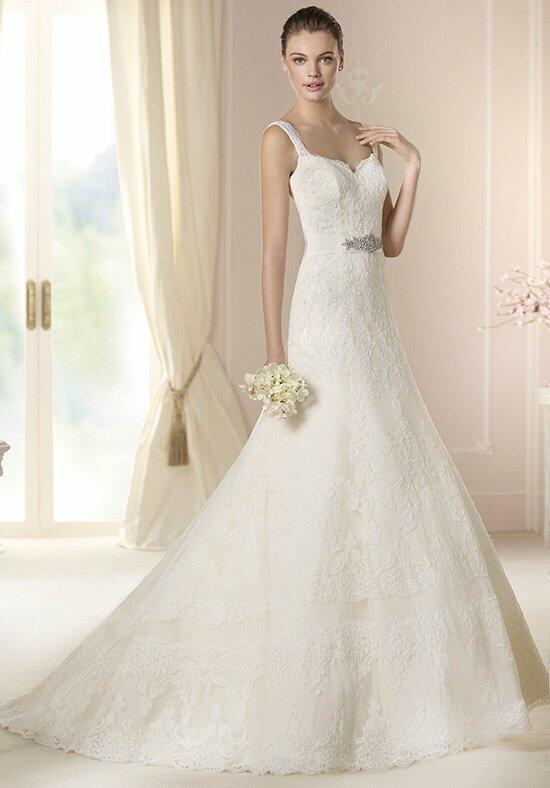 WHITE ONE Daryl Wedding Dress photo