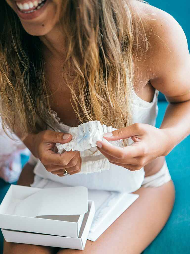 10 things to do after you 39 ve purchased your wedding dress for Under wedding dress essentials