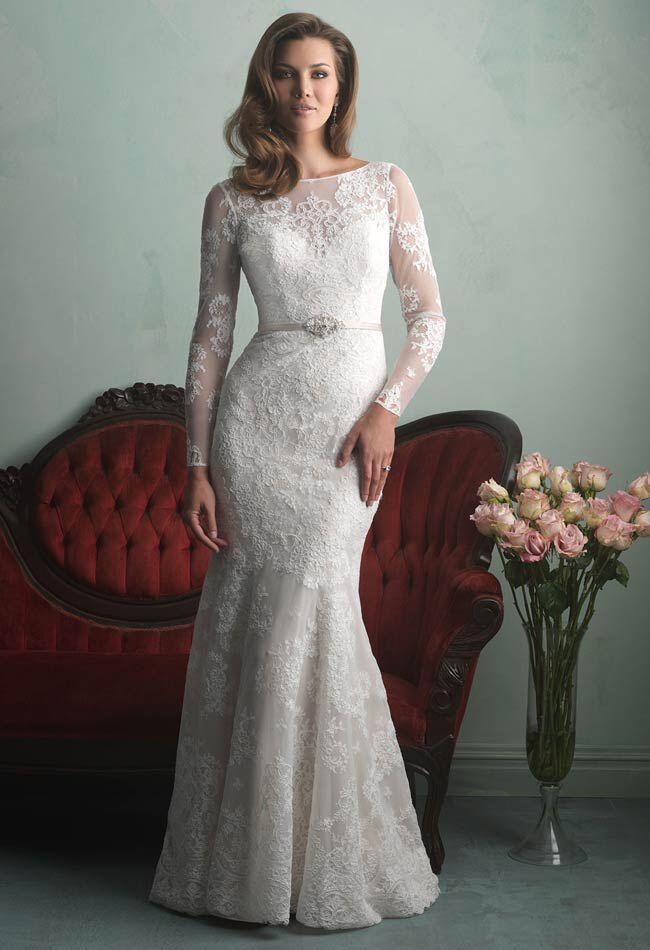See kim kardashians givenchy wedding dress and get the look wedding dress by allure junglespirit Choice Image