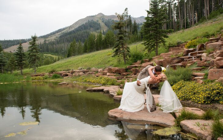 A Rustic Country Chic Wedding At Moonlight Basin Resort In Sky Montana