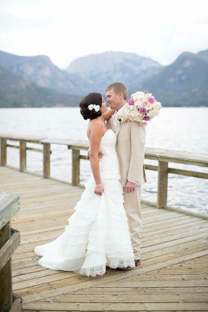 A Rustic Mountain Wedding at Grand Lake Lodge in Grand Lake, Colorado