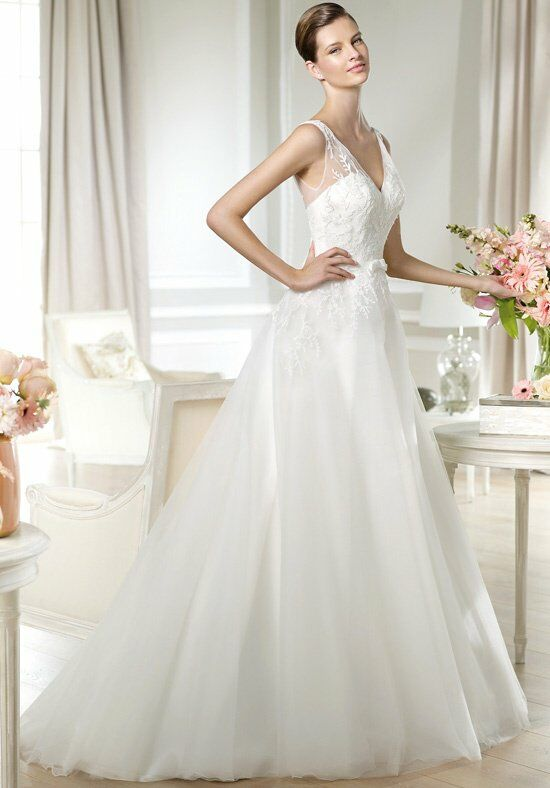 WHITE ONE Jady Wedding Dress photo