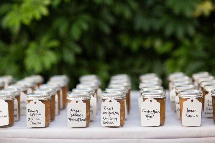 Wedding Gift Online Malaysia: Homemade Applesauce Favors