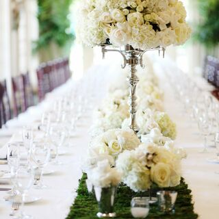 Real White Wedding Flowers