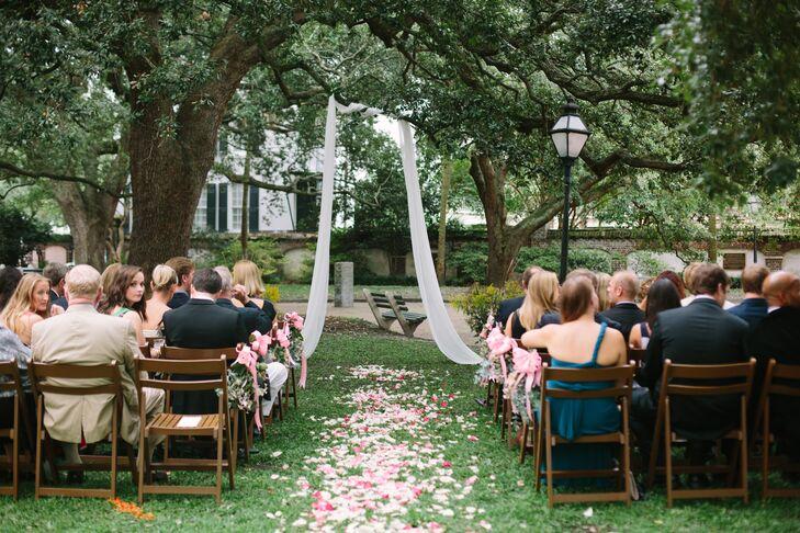 Washington Square Park Wedding Ceremony