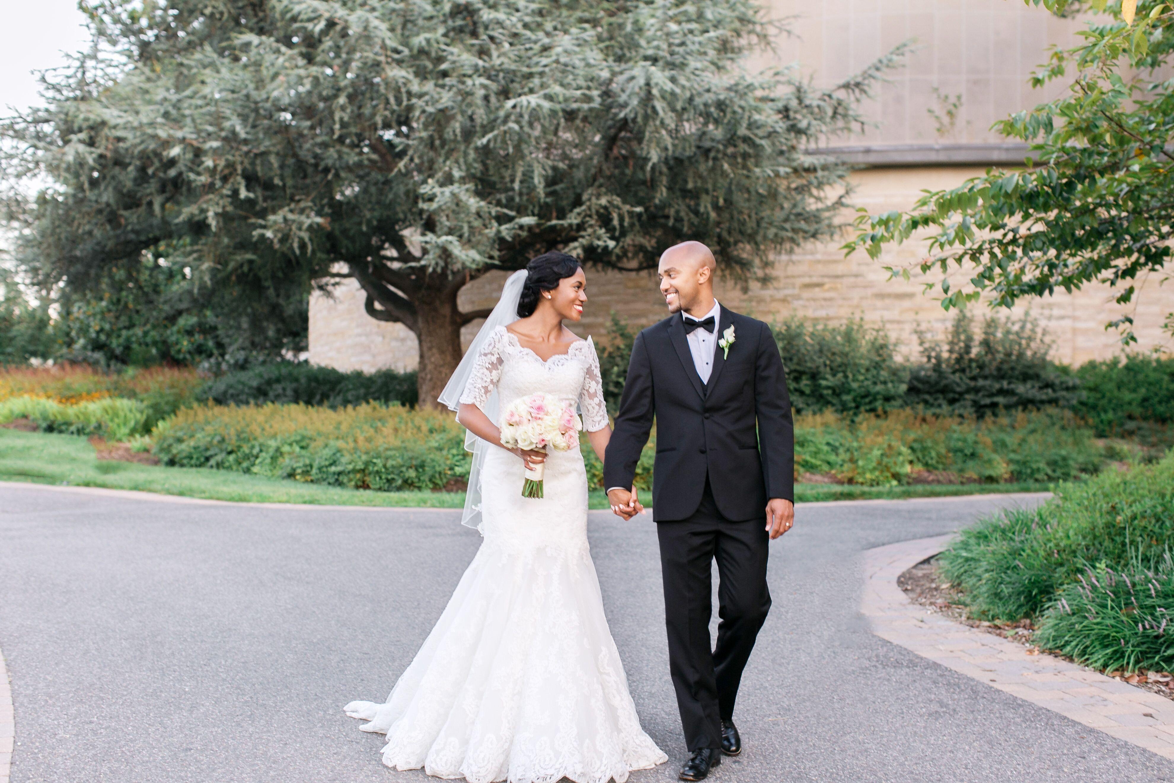 Glamorous Modern Wedding In Washington Dc
