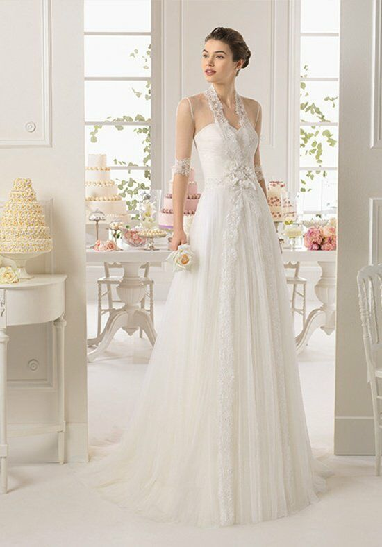 Aire Barcelona ADA Wedding Dress photo