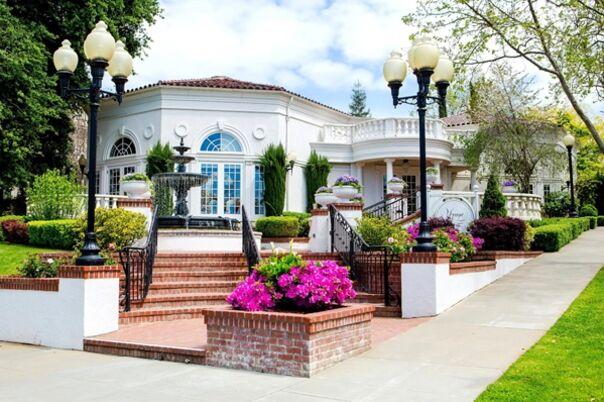 Wedding Reception Venues In Sacramento CA