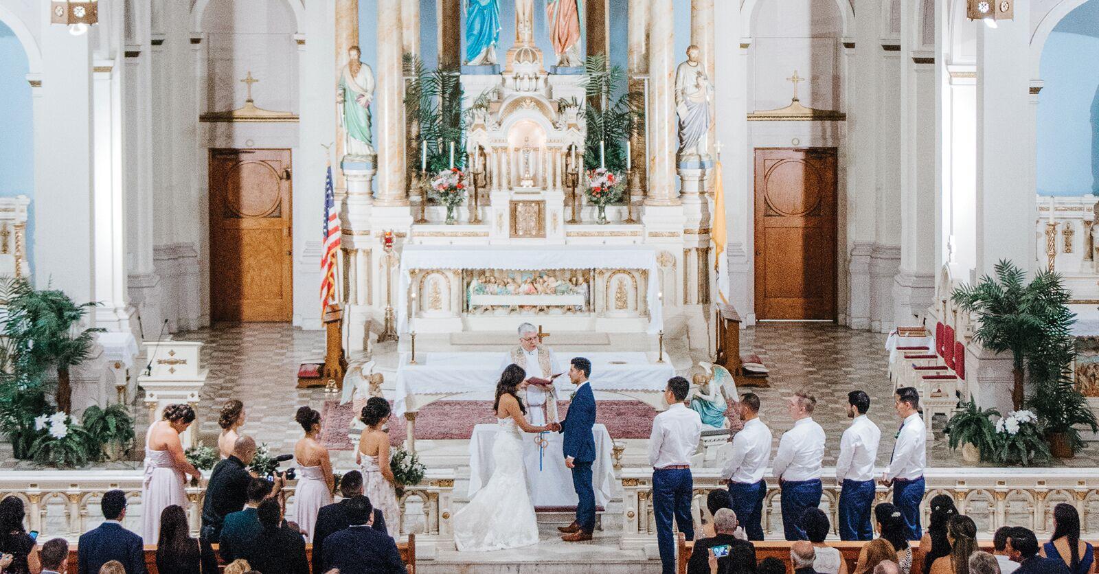 husband married