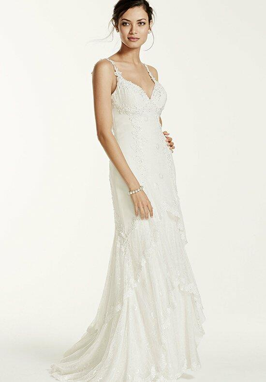 David's Bridal Galina Signature Style SWG647 Wedding Dress photo