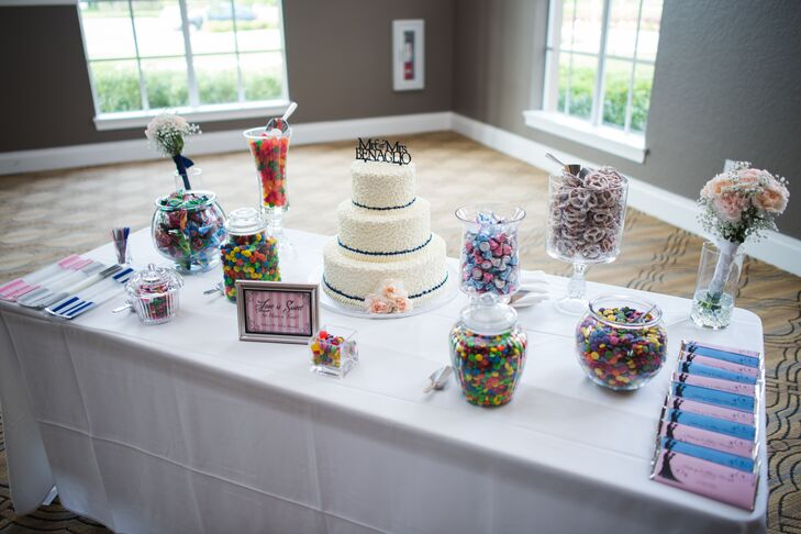 A Diy Wedding At The Magnolia House At Trilogy Orlando In