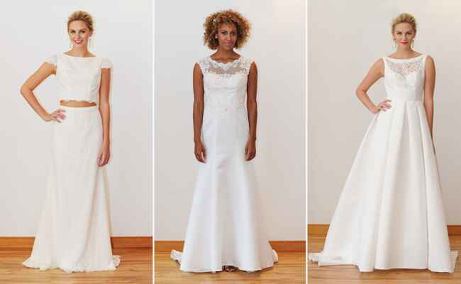 David's Bridal Gets Edgy With Crop Tops And Jumpsuits In