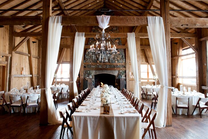 Reception at Devil's Thumb Ranch I