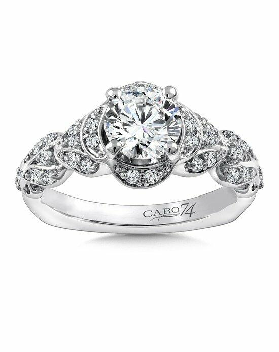 Caro 74 CR791W Engagement Ring photo