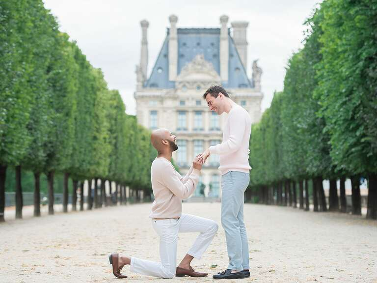 getting engaged ideas