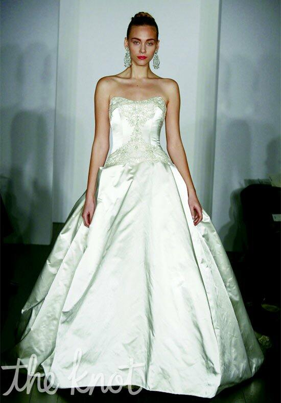 Kenneth Pool Stunning Wedding Dress photo