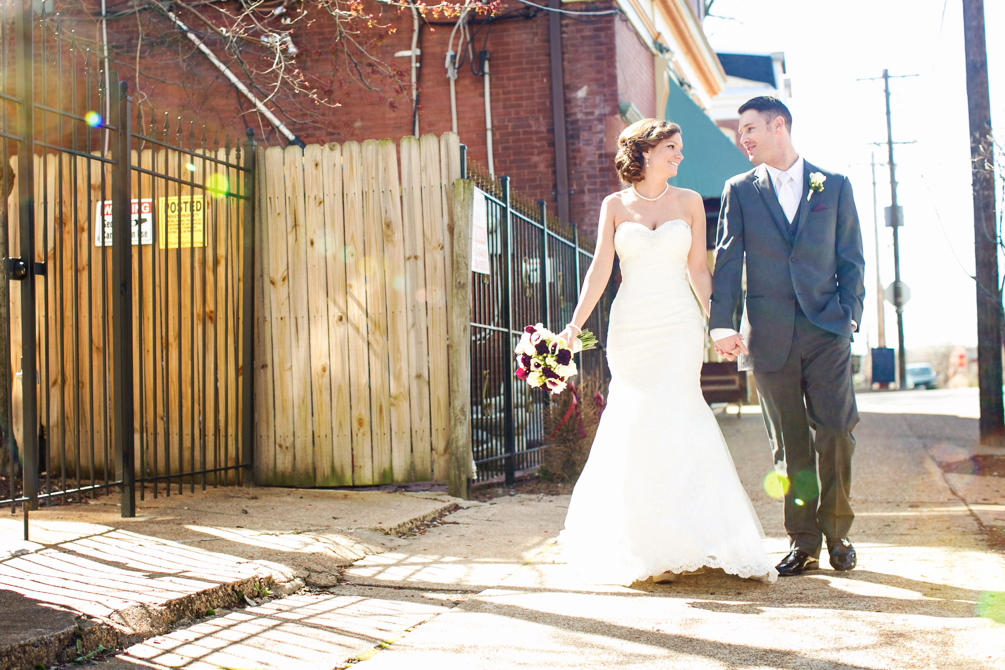 An Elegant Classic Wedding At The Heart Of St Charles In